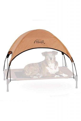 海外ファッションや大人カジュアルに最適なインポートセレクトアイテムのK&H Pet Cot Canopy K&H社製ドッグベッド専用テント by K&H Pet Products