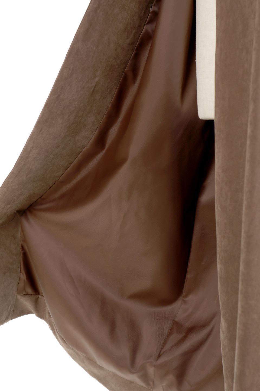 BackFlareLongCoatバックフレア・ロングコート大人カジュアルに最適な海外ファッションのothers(その他インポートアイテム)のアウターやコート。羽織るだけで決まる、トレンチライクなロングコート。羽織るだけで様になり、どんな身長にもマッチする絶妙な丈感。/main-12