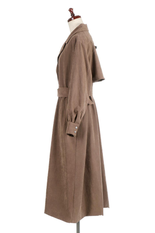 BackFlareLongCoatバックフレア・ロングコート大人カジュアルに最適な海外ファッションのothers(その他インポートアイテム)のアウターやコート。羽織るだけで決まる、トレンチライクなロングコート。羽織るだけで様になり、どんな身長にもマッチする絶妙な丈感。/main-2