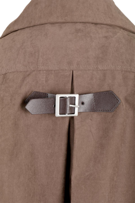 BackFlareLongCoatバックフレア・ロングコート大人カジュアルに最適な海外ファッションのothers(その他インポートアイテム)のアウターやコート。羽織るだけで決まる、トレンチライクなロングコート。羽織るだけで様になり、どんな身長にもマッチする絶妙な丈感。/main-7