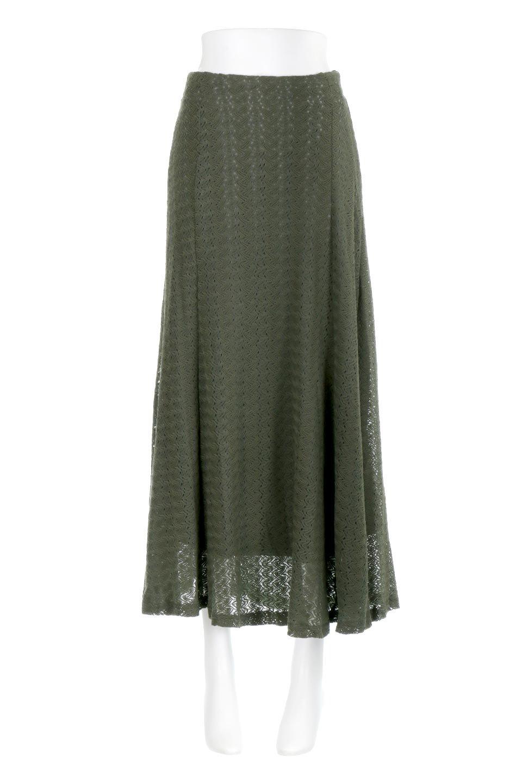 TextureWeaveMermaidSkirt模様編み・マーメイドスカート大人カジュアルに最適な海外ファッションのothers(その他インポートアイテム)のボトムやスカート。上品な模様編みを施したマキシ丈のマーメイドスカート。モデルの写真の通り超脚長効果が期待できる美脚スカートです。/main-10