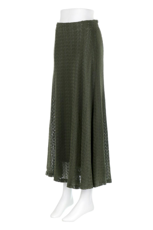 TextureWeaveMermaidSkirt模様編み・マーメイドスカート大人カジュアルに最適な海外ファッションのothers(その他インポートアイテム)のボトムやスカート。上品な模様編みを施したマキシ丈のマーメイドスカート。モデルの写真の通り超脚長効果が期待できる美脚スカートです。/main-11
