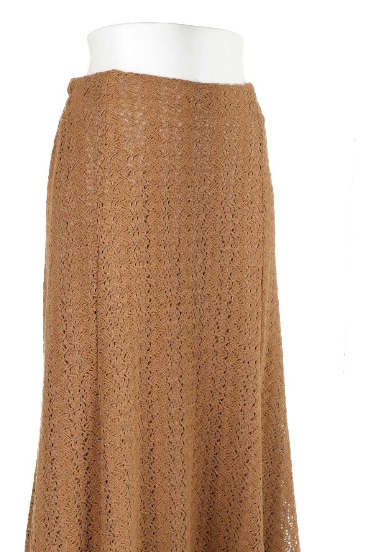 TextureWeaveMermaidSkirt模様編み・マーメイドスカート大人カジュアルに最適な海外ファッションのothers(その他インポートアイテム)のボトムやスカート。上品な模様編みを施したマキシ丈のマーメイドスカート。モデルの写真の通り超脚長効果が期待できる美脚スカートです。/main-20