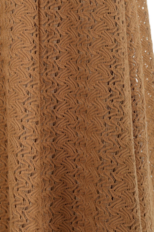 TextureWeaveMermaidSkirt模様編み・マーメイドスカート大人カジュアルに最適な海外ファッションのothers(その他インポートアイテム)のボトムやスカート。上品な模様編みを施したマキシ丈のマーメイドスカート。モデルの写真の通り超脚長効果が期待できる美脚スカートです。/main-22