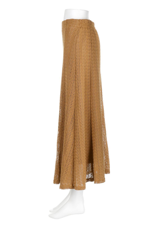 TextureWeaveMermaidSkirt模様編み・マーメイドスカート大人カジュアルに最適な海外ファッションのothers(その他インポートアイテム)のボトムやスカート。上品な模様編みを施したマキシ丈のマーメイドスカート。モデルの写真の通り超脚長効果が期待できる美脚スカートです。/main-7