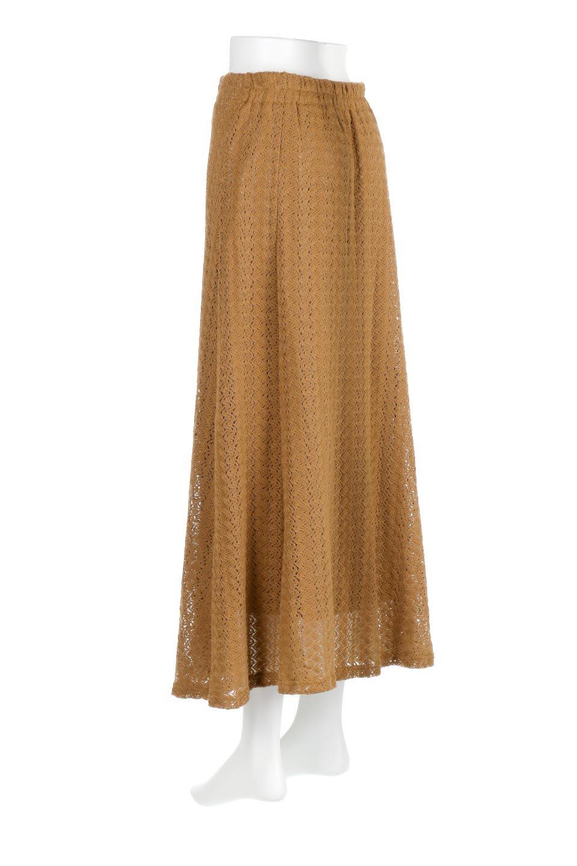 TextureWeaveMermaidSkirt模様編み・マーメイドスカート大人カジュアルに最適な海外ファッションのothers(その他インポートアイテム)のボトムやスカート。上品な模様編みを施したマキシ丈のマーメイドスカート。モデルの写真の通り超脚長効果が期待できる美脚スカートです。/main-8