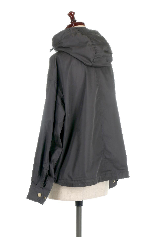 ShortLengthMountainParkaショート丈・マウンテンパーカ大人カジュアルに最適な海外ファッションのothers(その他インポートアイテム)のアウターやジャケット。ショート丈&オーバーサイズな可愛いマウンテンパーカ。クラシカルなマウンテンパーカを今風にモデファイしたユル目のシルエット。/main-12