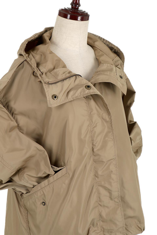 ShortLengthMountainParkaショート丈・マウンテンパーカ大人カジュアルに最適な海外ファッションのothers(その他インポートアイテム)のアウターやジャケット。ショート丈&オーバーサイズな可愛いマウンテンパーカ。クラシカルなマウンテンパーカを今風にモデファイしたユル目のシルエット。/main-17