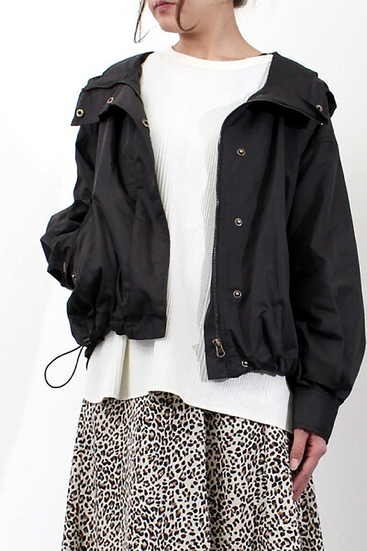 ShortLengthMountainParkaショート丈・マウンテンパーカ大人カジュアルに最適な海外ファッションのothers(その他インポートアイテム)のアウターやジャケット。ショート丈&オーバーサイズな可愛いマウンテンパーカ。クラシカルなマウンテンパーカを今風にモデファイしたユル目のシルエット。/main-23