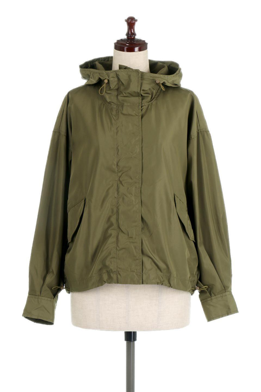 ShortLengthMountainParkaショート丈・マウンテンパーカ大人カジュアルに最適な海外ファッションのothers(その他インポートアイテム)のアウターやジャケット。ショート丈&オーバーサイズな可愛いマウンテンパーカ。クラシカルなマウンテンパーカを今風にモデファイしたユル目のシルエット。/main-5