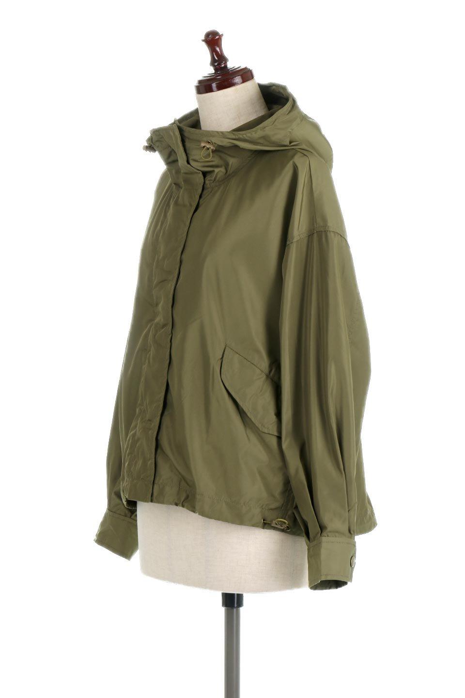 ShortLengthMountainParkaショート丈・マウンテンパーカ大人カジュアルに最適な海外ファッションのothers(その他インポートアイテム)のアウターやジャケット。ショート丈&オーバーサイズな可愛いマウンテンパーカ。クラシカルなマウンテンパーカを今風にモデファイしたユル目のシルエット。/main-6