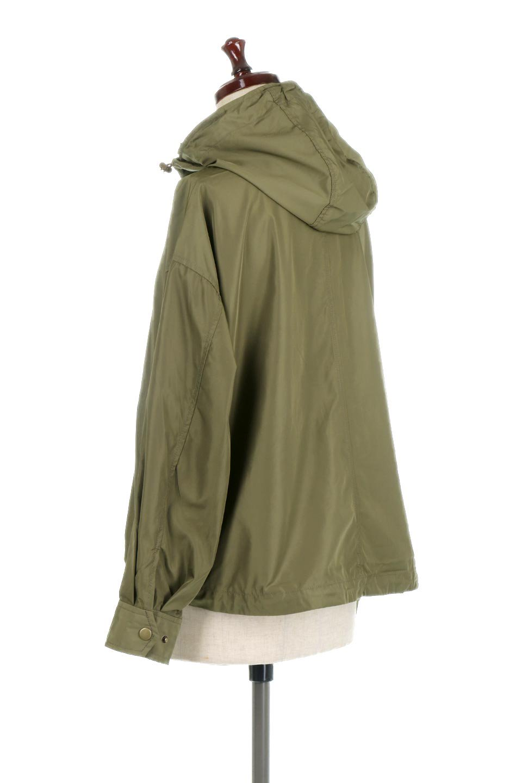 ShortLengthMountainParkaショート丈・マウンテンパーカ大人カジュアルに最適な海外ファッションのothers(その他インポートアイテム)のアウターやジャケット。ショート丈&オーバーサイズな可愛いマウンテンパーカ。クラシカルなマウンテンパーカを今風にモデファイしたユル目のシルエット。/main-7