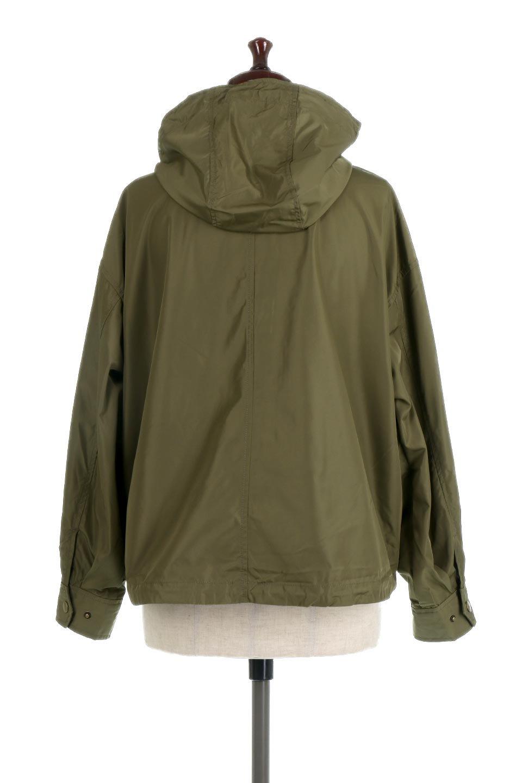 ShortLengthMountainParkaショート丈・マウンテンパーカ大人カジュアルに最適な海外ファッションのothers(その他インポートアイテム)のアウターやジャケット。ショート丈&オーバーサイズな可愛いマウンテンパーカ。クラシカルなマウンテンパーカを今風にモデファイしたユル目のシルエット。/main-8