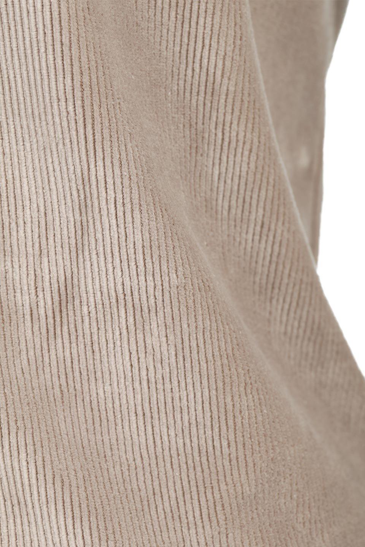 VelourCorduroyBoatNeckTopベロアコーデュロイ・ボートネックトップス大人カジュアルに最適な海外ファッションのothers(その他インポートアイテム)のトップスやカットソー。上品な光沢感が自慢のベロア個ーづロイを使用したトップス。凹凸感のあるストレッチ素材なので、細身の袖でも窮屈感はありません。/main-26