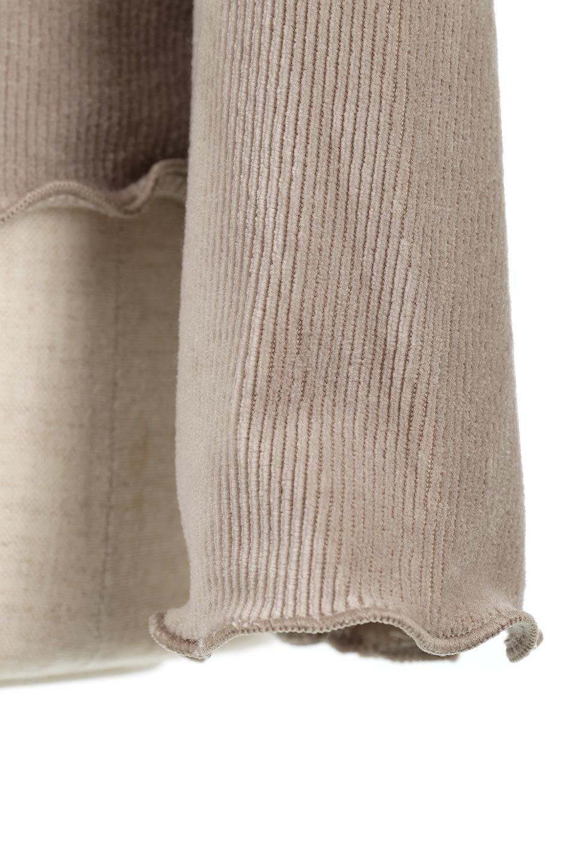 VelourCorduroyBoatNeckTopベロアコーデュロイ・ボートネックトップス大人カジュアルに最適な海外ファッションのothers(その他インポートアイテム)のトップスやカットソー。上品な光沢感が自慢のベロア個ーづロイを使用したトップス。凹凸感のあるストレッチ素材なので、細身の袖でも窮屈感はありません。/main-27