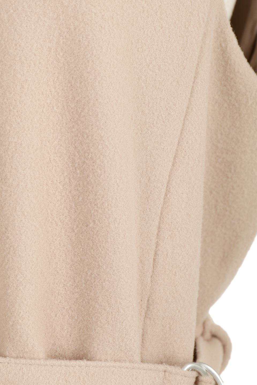 DeepVNeckFleeceLongDressVネック・フリースワンピース大人カジュアルに最適な海外ファッションのothers(その他インポートアイテム)のワンピースやマキシワンピース。肌触りの良いフリース風の素材を用いたVネックワンピース。表面は若干起毛され温かみのある風合い。/main-15