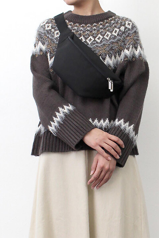 AcrylicMohairNordicSweaterアクリルモヘア・ノルディックセーター大人カジュアルに最適な海外ファッションのothers(その他インポートアイテム)のトップスやニット・セーター。毎年根強い人気のノルディックセーター。首周りをぐるりと囲むノルディック柄が可愛いセーターです。/main-29
