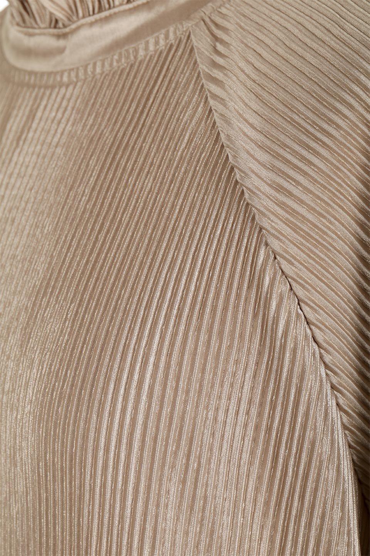 AccordionPleatedBlouseアコーディオンプリーツ・ラグランブラウス大人カジュアルに最適な海外ファッションのothers(その他インポートアイテム)のトップスやシャツ・ブラウス。大人気。アコーディオンプリーツの上品ブラウス。/main-21