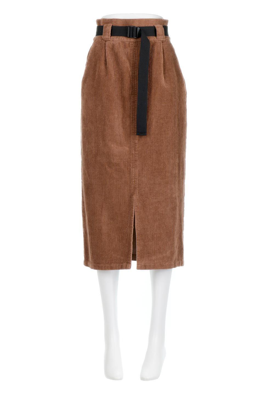 CorduroyLongSkirtw/WebbingBeltベルト付き・コーデュロイスカート大人カジュアルに最適な海外ファッションのothers(その他インポートアイテム)のボトムやスカート。太うねコーデュロイのセミタイトスカート。季節感のある太めのコーデュロイが人気のミディ丈スカート。/main-10