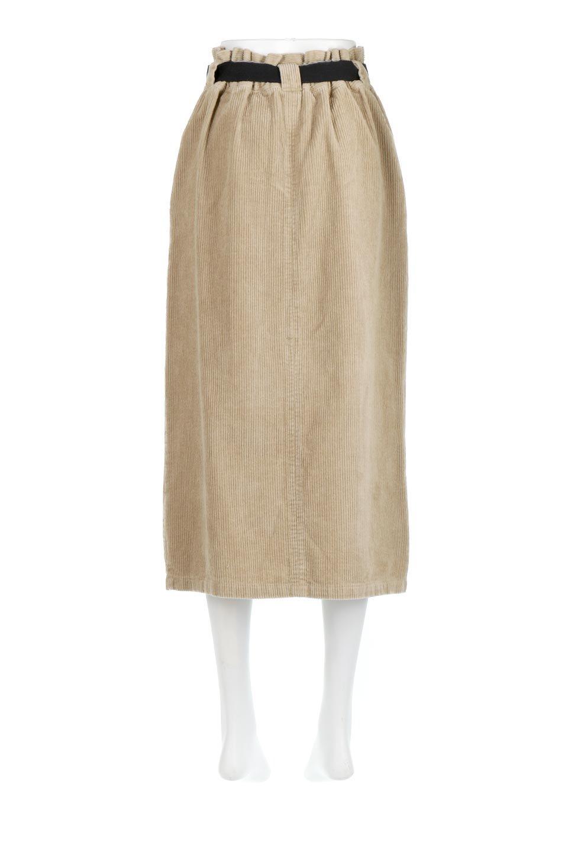 CorduroyLongSkirtw/WebbingBeltベルト付き・コーデュロイスカート大人カジュアルに最適な海外ファッションのothers(その他インポートアイテム)のボトムやスカート。太うねコーデュロイのセミタイトスカート。季節感のある太めのコーデュロイが人気のミディ丈スカート。/main-9