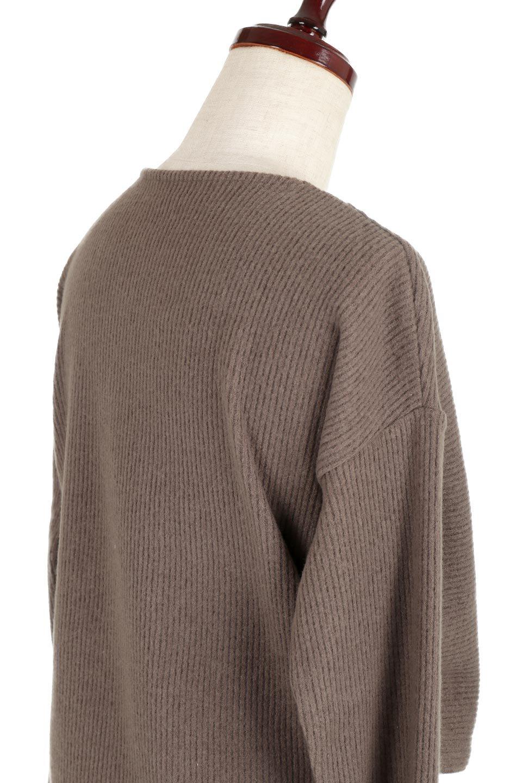 SoftRibKnitCacheCoeurTop起毛リブ・カシュクールトップス大人カジュアルに最適な海外ファッションのothers(その他インポートアイテム)のトップスやニット・セーター。カシュクールデザインが可愛いニットのトップス。カジュアルコーデを上品に見せてくれるリブのカシュクールニットです。/main-21
