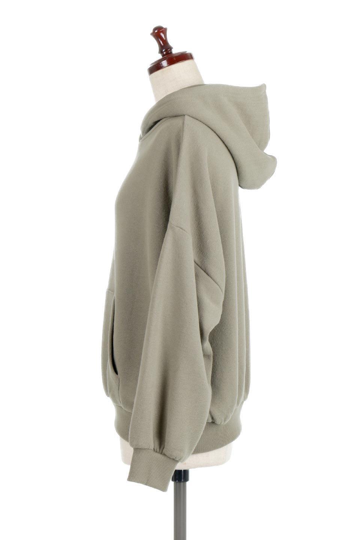 RaisedSweatOverSizedHoodie起毛スウェット・ビッグパーカー大人カジュアルに最適な海外ファッションのothers(その他インポートアイテム)のトップスやカットソー。ソフトなスウェット素材のビッグシルエットパーカ。表面を起毛加工した肌触りの良い生地を使用しています。/main-17