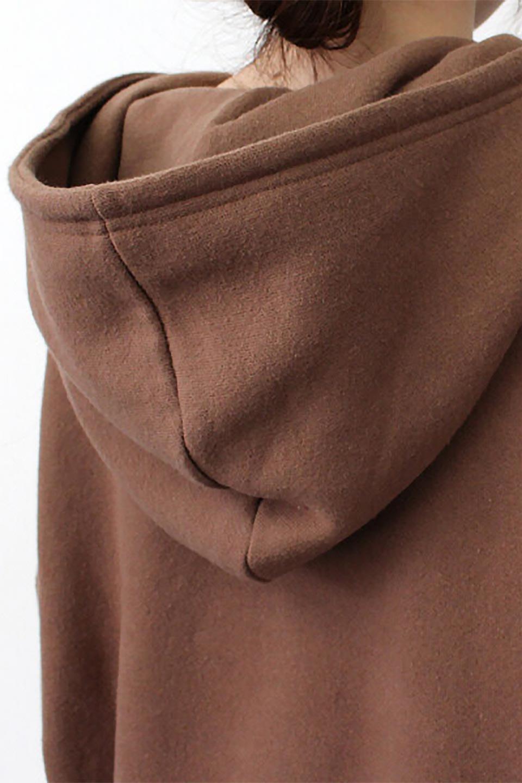 RaisedSweatOverSizedHoodie起毛スウェット・ビッグパーカー大人カジュアルに最適な海外ファッションのothers(その他インポートアイテム)のトップスやカットソー。ソフトなスウェット素材のビッグシルエットパーカ。表面を起毛加工した肌触りの良い生地を使用しています。/main-29
