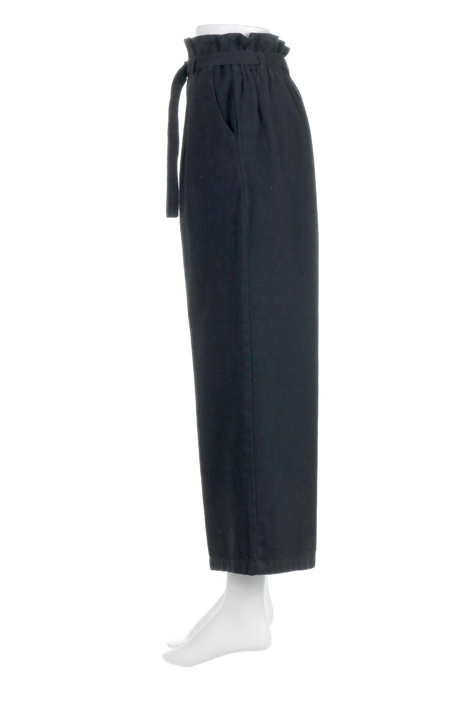 TuckedWideLegPants起毛加工・ワイドパンツ大人カジュアルに最適な海外ファッションのothers(その他インポートアイテム)のボトムやパンツ。合わせやすさ抜群のワイドパンツ。起毛加工された温かみのある素材を使用。/main-17