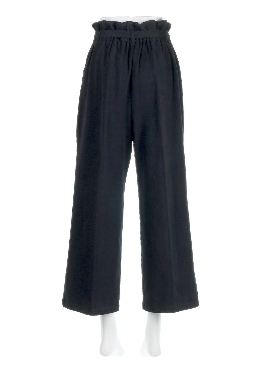TuckedWideLegPants起毛加工・ワイドパンツ大人カジュアルに最適な海外ファッションのothers(その他インポートアイテム)のボトムやパンツ。合わせやすさ抜群のワイドパンツ。起毛加工された温かみのある素材を使用。/main-19