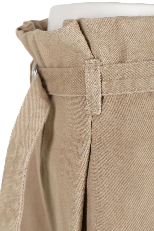 TuckedWideLegPants起毛加工・ワイドパンツ大人カジュアルに最適な海外ファッションのothers(その他インポートアイテム)のボトムやパンツ。合わせやすさ抜群のワイドパンツ。起毛加工された温かみのある素材を使用。/main-21