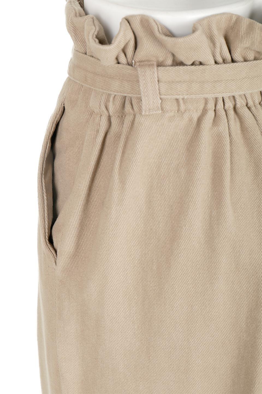 TuckedWideLegPants起毛加工・ワイドパンツ大人カジュアルに最適な海外ファッションのothers(その他インポートアイテム)のボトムやパンツ。合わせやすさ抜群のワイドパンツ。起毛加工された温かみのある素材を使用。/main-22