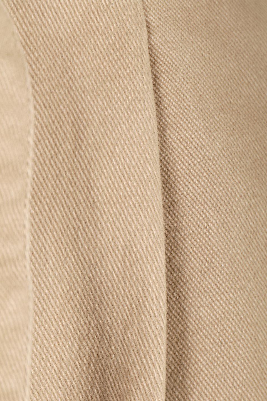 TuckedWideLegPants起毛加工・ワイドパンツ大人カジュアルに最適な海外ファッションのothers(その他インポートアイテム)のボトムやパンツ。合わせやすさ抜群のワイドパンツ。起毛加工された温かみのある素材を使用。/main-25