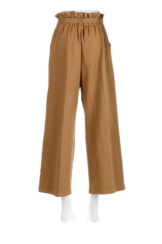 TuckedWideLegPants起毛加工・ワイドパンツ大人カジュアルに最適な海外ファッションのothers(その他インポートアイテム)のボトムやパンツ。合わせやすさ抜群のワイドパンツ。起毛加工された温かみのある素材を使用。/main-9