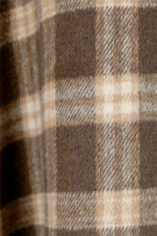CheckPatternedA-LineLongSkirtAライン・チェックロングスカート大人カジュアルに最適な海外ファッションのothers(その他インポートアイテム)のボトムやスカート。合わせやすさ抜群のチェック柄ロングスカート。表面が起毛した温もりのある生地を使用した季節感のあるスカート。/main-25