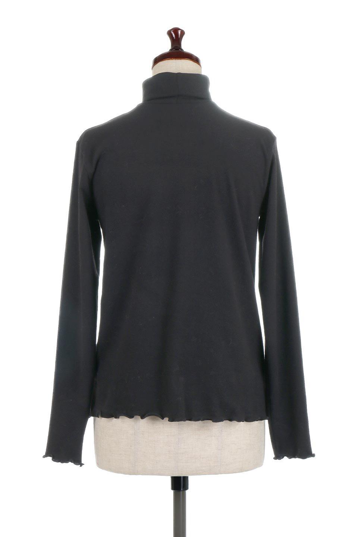 MellowHemDesignTopメロウヘム・タートルネック大人カジュアルに最適な海外ファッションのothers(その他インポートアイテム)のトップスやカットソー。インナーとして大活躍間違いなしのタートルネック。すっきりとした袖は様々なアウターなどに邪魔にならないデザインです。/main-19