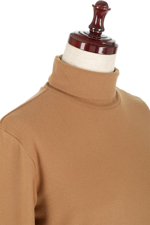 MellowHemDesignTopメロウヘム・タートルネック大人カジュアルに最適な海外ファッションのothers(その他インポートアイテム)のトップスやカットソー。インナーとして大活躍間違いなしのタートルネック。すっきりとした袖は様々なアウターなどに邪魔にならないデザインです。/main-21