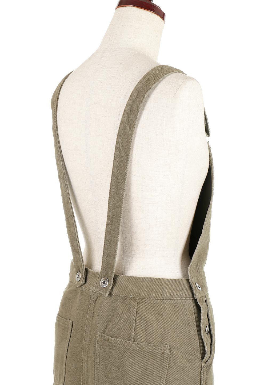 SemiTightJumperDressセミタイト・ジャンパースカート大人カジュアルに最適な海外ファッションのothers(その他インポートアイテム)のワンピースやマキシワンピース。ワークテイストのロング丈ジャンパースカート。セミタイトのシルエットでガーリーになりすぎない大人っぽいコーデが楽しめます。/main-16