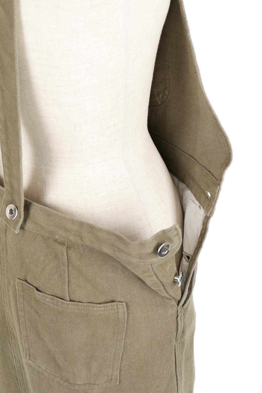 SemiTightJumperDressセミタイト・ジャンパースカート大人カジュアルに最適な海外ファッションのothers(その他インポートアイテム)のワンピースやマキシワンピース。ワークテイストのロング丈ジャンパースカート。セミタイトのシルエットでガーリーになりすぎない大人っぽいコーデが楽しめます。/main-21