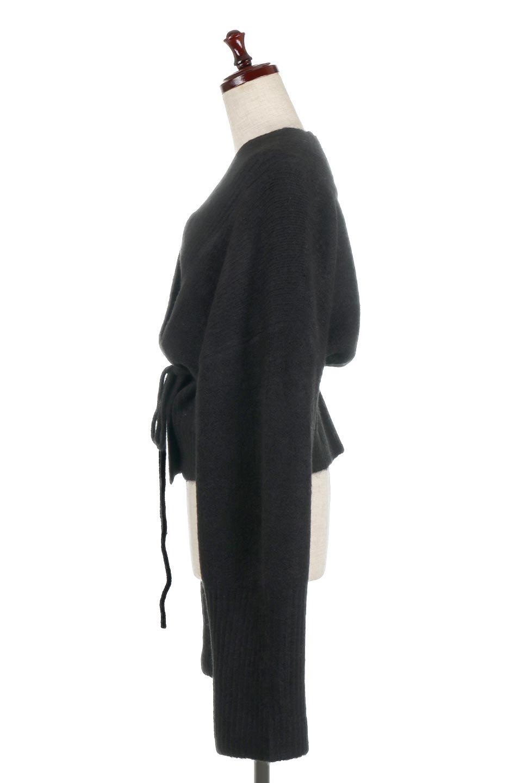 SoftKnitDolmanCardiganもちもちニット・ドルマンカーディガン大人カジュアルに最適な海外ファッションのothers(その他インポートアイテム)のトップスやニット・セーター。ふっくらモチモチのソフトなニットを使用したドルマンスリーブのカーディガン。ショート丈に長めの袖がとてもかわいいニットです。/main-12