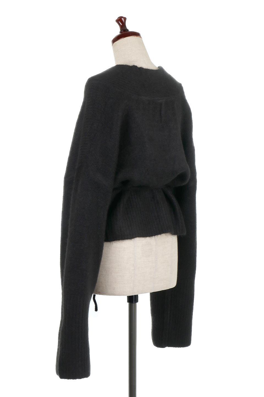 SoftKnitDolmanCardiganもちもちニット・ドルマンカーディガン大人カジュアルに最適な海外ファッションのothers(その他インポートアイテム)のトップスやニット・セーター。ふっくらモチモチのソフトなニットを使用したドルマンスリーブのカーディガン。ショート丈に長めの袖がとてもかわいいニットです。/main-13