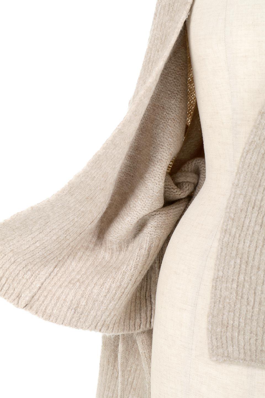 SoftKnitDolmanCardiganもちもちニット・ドルマンカーディガン大人カジュアルに最適な海外ファッションのothers(その他インポートアイテム)のトップスやニット・セーター。ふっくらモチモチのソフトなニットを使用したドルマンスリーブのカーディガン。ショート丈に長めの袖がとてもかわいいニットです。/main-23