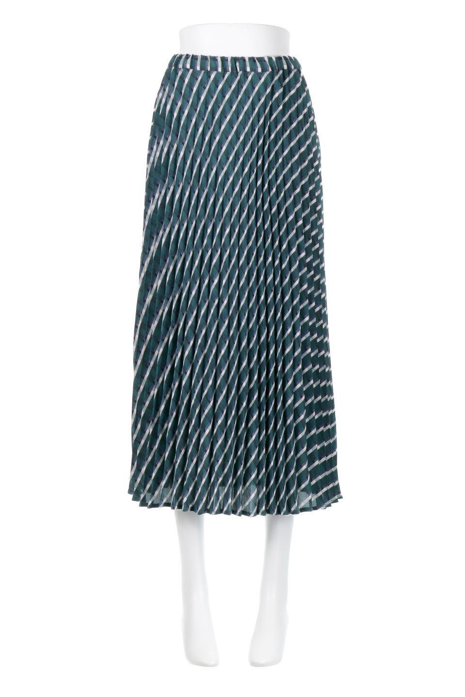 CheckPanelPleatedSkirtバイアス切換え・プリーツスカート大人カジュアルに最適な海外ファッションのothers(その他インポートアイテム)のボトムやスカート。トレンドのプリーツアイテムをチェック柄とMIXさせた可愛いスカート。チェックの記事はバイアス(斜め)に切り替えて表情豊かな仕上がりになっていますレトロな雰囲気も感じるおすすめのスカートです。/main-5