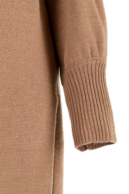 SoftKnitOffTurtle-NeckPullOverカシミアタッチ・オフタートルプルオーバー大人カジュアルに最適な海外ファッションのothers(その他インポートアイテム)のトップスやニット・セーター。大人っぽい着こなしができる模様編みのハイネックトップス。ストレッチ性のある生地で動きやすさも抜群です。/main-24