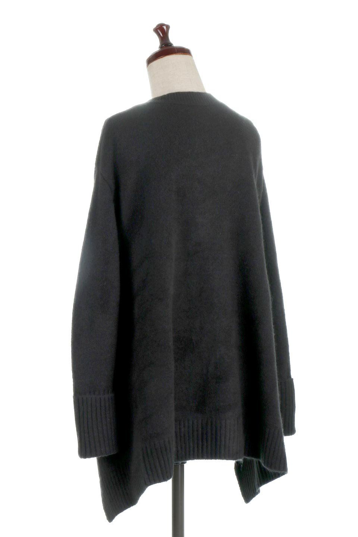 SideFrillKnitPullOverサイドフリル・ニットプルオーバー大人カジュアルに最適な海外ファッションのothers(その他インポートアイテム)のトップスやニット・セーター。キャッチーで可愛いフリルがアイコニックな雰囲気たっぷりのニットトップス。起毛素材のニットが優しい雰囲気で肌触りも◎袖口のリブの折り返し、サイドの大胆なスリット、フリルと可愛さがぎゅっと詰まったレディーライクな1枚です。/main-13