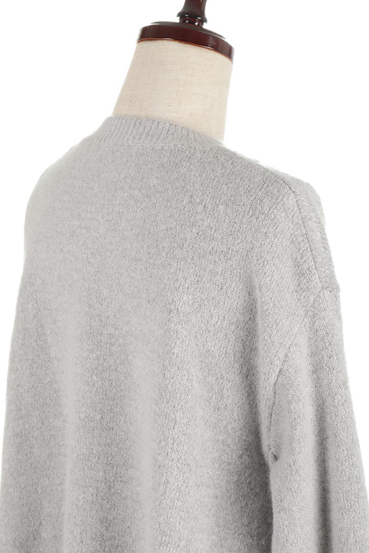SideFrillKnitPullOverサイドフリル・ニットプルオーバー大人カジュアルに最適な海外ファッションのothers(その他インポートアイテム)のトップスやニット・セーター。キャッチーで可愛いフリルがアイコニックな雰囲気たっぷりのニットトップス。起毛素材のニットが優しい雰囲気で肌触りも◎袖口のリブの折り返し、サイドの大胆なスリット、フリルと可愛さがぎゅっと詰まったレディーライクな1枚です。/main-16