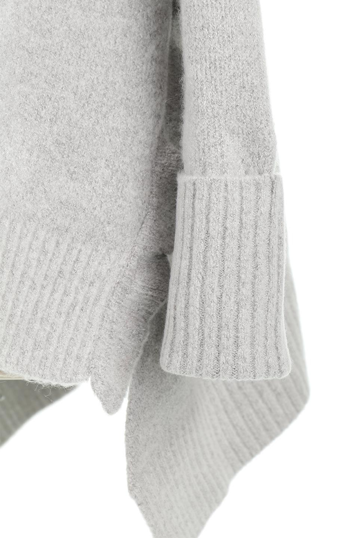 SideFrillKnitPullOverサイドフリル・ニットプルオーバー大人カジュアルに最適な海外ファッションのothers(その他インポートアイテム)のトップスやニット・セーター。キャッチーで可愛いフリルがアイコニックな雰囲気たっぷりのニットトップス。起毛素材のニットが優しい雰囲気で肌触りも◎袖口のリブの折り返し、サイドの大胆なスリット、フリルと可愛さがぎゅっと詰まったレディーライクな1枚です。/main-21