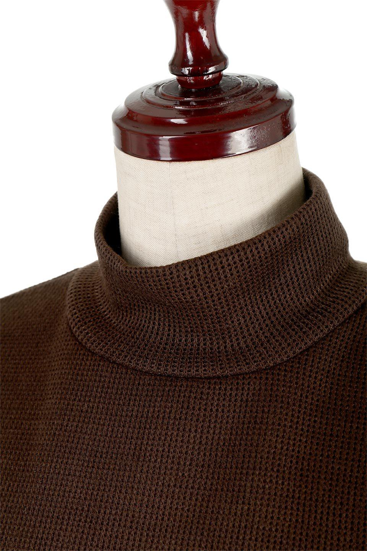 SideSlitTulleHemDressチュールプリーツ・ドッキングワンピース大人カジュアルに最適な海外ファッションのothers(その他インポートアイテム)のワンピースやマキシワンピース。透け感のアルチュールが可愛いロングワンピース。立体感のあるワッフル素材との組み合わせが人気のアイテムです。/main-15