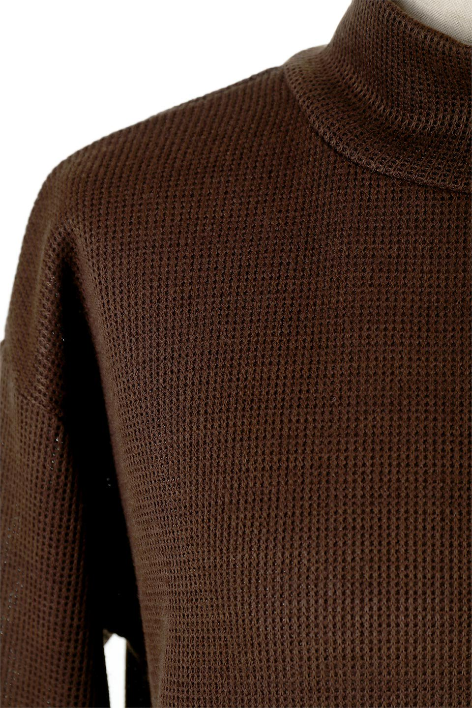 SideSlitTulleHemDressチュールプリーツ・ドッキングワンピース大人カジュアルに最適な海外ファッションのothers(その他インポートアイテム)のワンピースやマキシワンピース。透け感のアルチュールが可愛いロングワンピース。立体感のあるワッフル素材との組み合わせが人気のアイテムです。/main-18