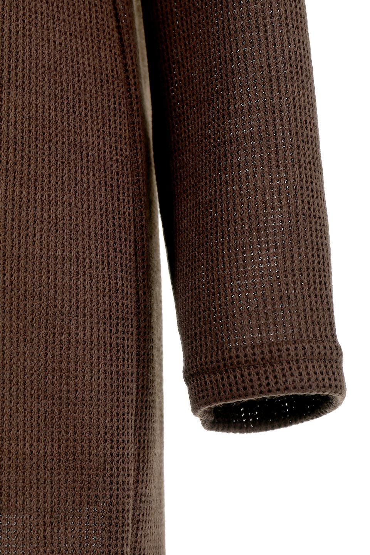 SideSlitTulleHemDressチュールプリーツ・ドッキングワンピース大人カジュアルに最適な海外ファッションのothers(その他インポートアイテム)のワンピースやマキシワンピース。透け感のアルチュールが可愛いロングワンピース。立体感のあるワッフル素材との組み合わせが人気のアイテムです。/main-21
