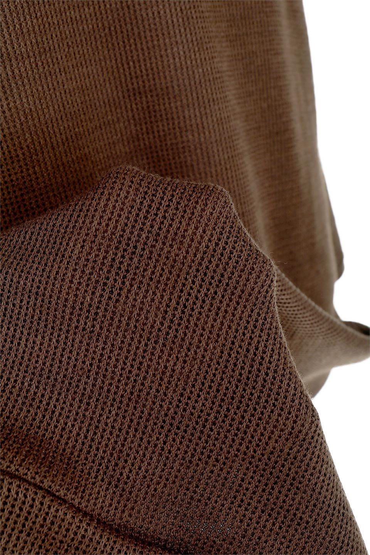 SideSlitTulleHemDressチュールプリーツ・ドッキングワンピース大人カジュアルに最適な海外ファッションのothers(その他インポートアイテム)のワンピースやマキシワンピース。透け感のアルチュールが可愛いロングワンピース。立体感のあるワッフル素材との組み合わせが人気のアイテムです。/main-24